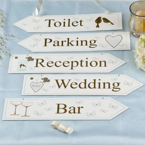 To Have And To Hold Wedding Signs (5)
